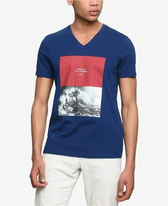 Armani Exchange Men Graphic-Print T-Shirt