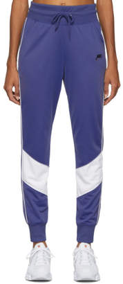 Nike Navy Windrunner Jogger Lounge Pants