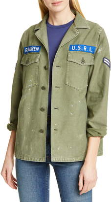 Polo Ralph Lauren Army Jacket