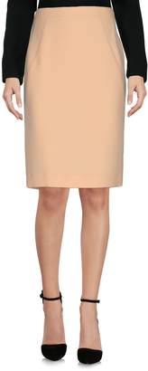Moschino Cheap & Chic MOSCHINO CHEAP AND CHIC Knee length skirts - Item 35341099JM
