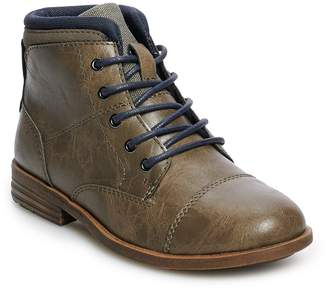 Sonoma Goods For Life SONOMA Goods for Life Scoreboard Boys' Ankle Boots