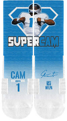 Strideline Cam Newton Action Crew Socks