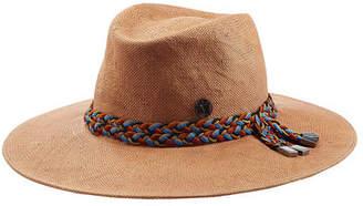 Maison Michel Straw Paper Hat