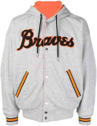Diesel Braves hooded sweater