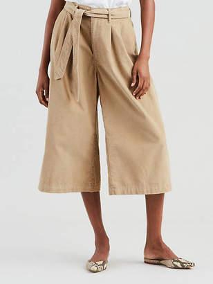 at Levi s · Levi s Wide Leg Pleated Corduroy Pants 9d323ba2d5