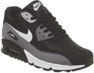 90 Trainers Black White Cool Grey Anthracite