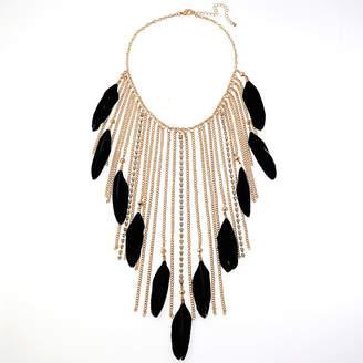 BIJOUX BAR Bijoux Bar Solid Link 35 Inch Chain Necklace