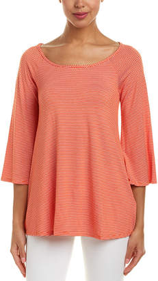 Three Dots 3/4-Sleeve Top