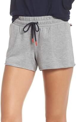 Tommy Hilfiger Raw Edge Pajama Shorts