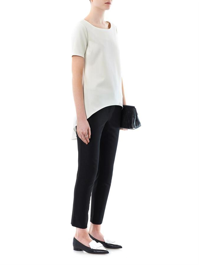 Elizabeth and James Waterfall back blouse