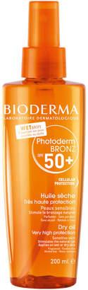 Bioderma Photoderm Bronz Dry Oil SPF50+ 200ml