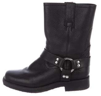 Frye Girls' Harness Leather Boots