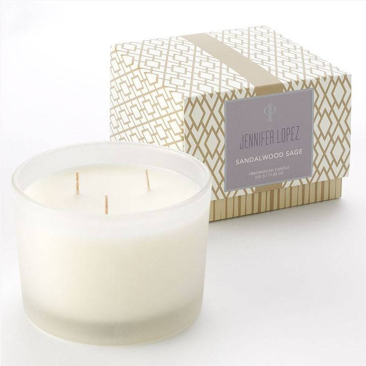 JLO by Jennifer Lopez 11.82-oz. sandalwood sage jar candle