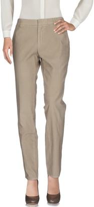 Incotex Red Casual pants - Item 36897909WA