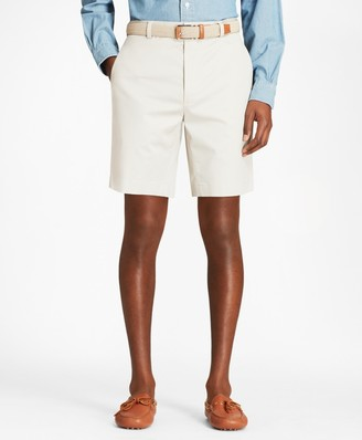 Brooks Brothers Plain Front Stretch Advantage Chino Shorts