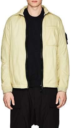Barneys New York Stone Island XO Men's Washed Tech-Fabric Shirt Jacket