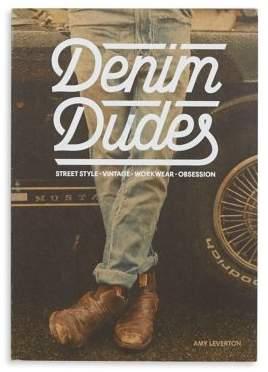 Chronicle Books Denim Dudes Book
