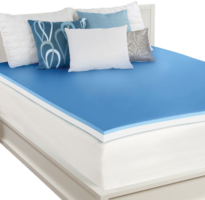 Sealy 3 Memory Foam Mattress Topper Shopstyle