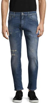 Dolce & Gabbana Faded Trouser