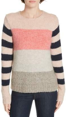 Rebecca Taylor Stripe Sweater