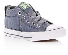 Converse Boys' Chuck Taylor All Star Street Cool Mid Top Sneakers - Toddler, Little Kid, Big Kid
