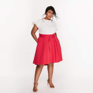 Coast Gabbi Belted Skirt Cc