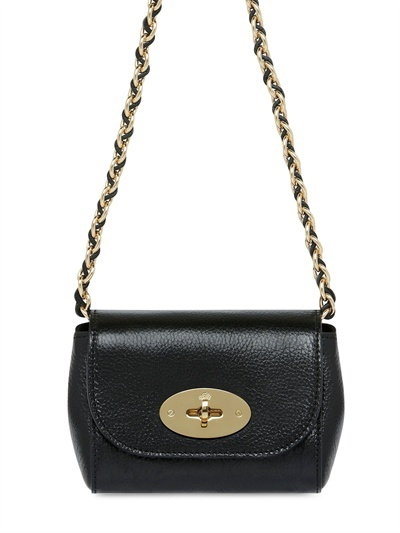 Mulberry - Mini Lily Soft Spongy Leather Bag