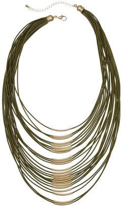 MIXIT Mixit 6.25 Mixit Color Womens Strand Necklace