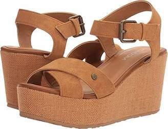 Volcom Stone Platform Womens Sandal Wedge