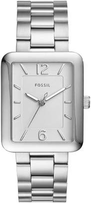 Fossil Women's Atwater Stainless Steel Bracelet Watch 28x34mm ES4157 $125 thestylecure.com