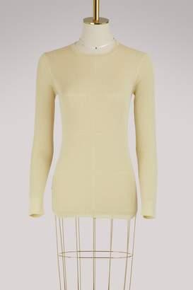 Prada Long sleeves lurex pull-over