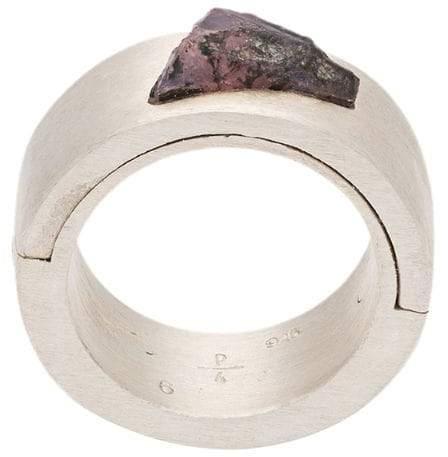 Parts Of Four Ring mit Stein