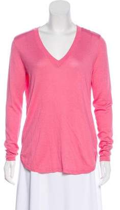 Lauren Ralph Lauren Knit Long Sleeve Top