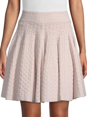 A.L.C. Women's Lana Mini A-Line Skirt