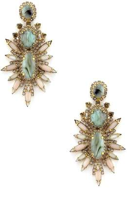 Elizabeth Cole Carmella Stud Earrings