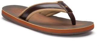 Co Men's United Supply Two-Tone Flip-Flops