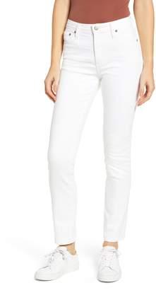 AG Jeans Mari High Waist Slim Straight Leg Jeans