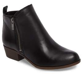Lucky Brand Basel Double-Zip Bootie