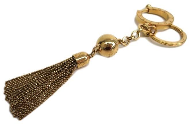 Louis VuittonLouis Vuitton Brass Swing Key Ring