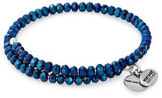 Alex and Ani Brilliance Deep Space Expandable Wrap Bracelet
