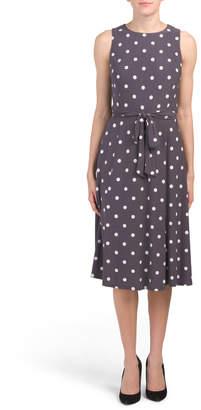 Flora Polka Dot Dress
