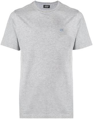 Andrea Crews logo T-shirt
