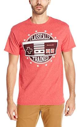 Nintendo Men's Classically Trained T-Shirt