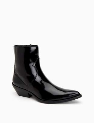 Calvin Klein arianna leather boot