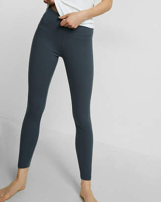 Express Petite Supersoft Ankle Leggings