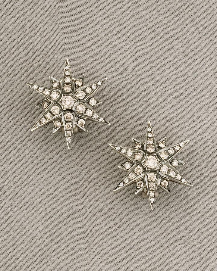 H.Stern Stars Earrings