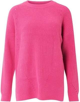 Dorothy Perkins Womens **Vero Moda Pink Crew Neck Jumper