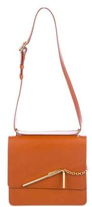 Sophie Hulme Medium Drinking-Straw Saddle Bag w/ Tags