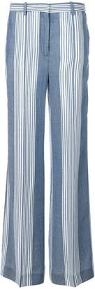 Victoria Beckham Victoria striped palazzo pants