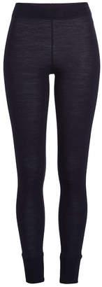 Jil Sander Wool Leggings